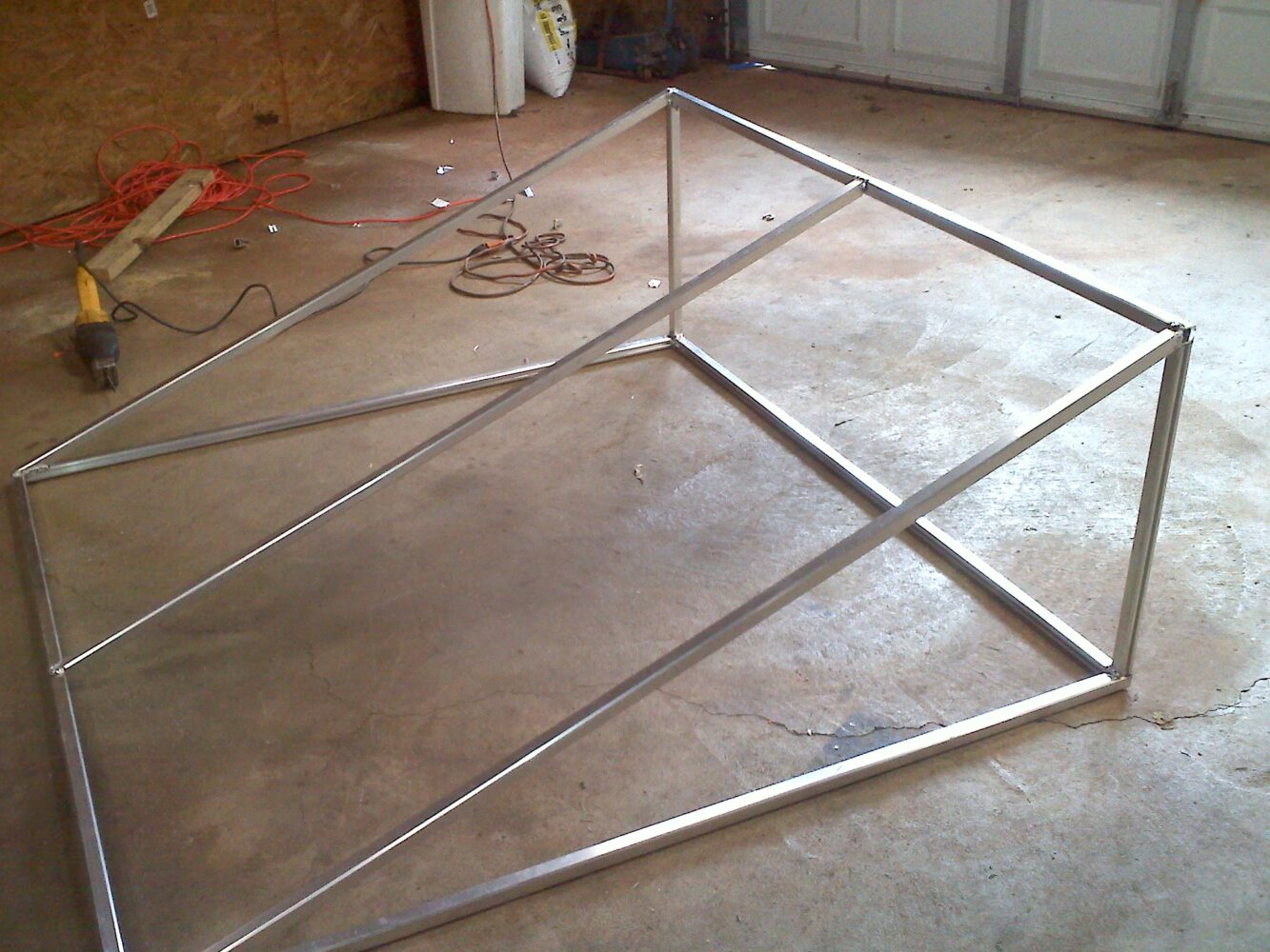 Custom Awning Fabrication