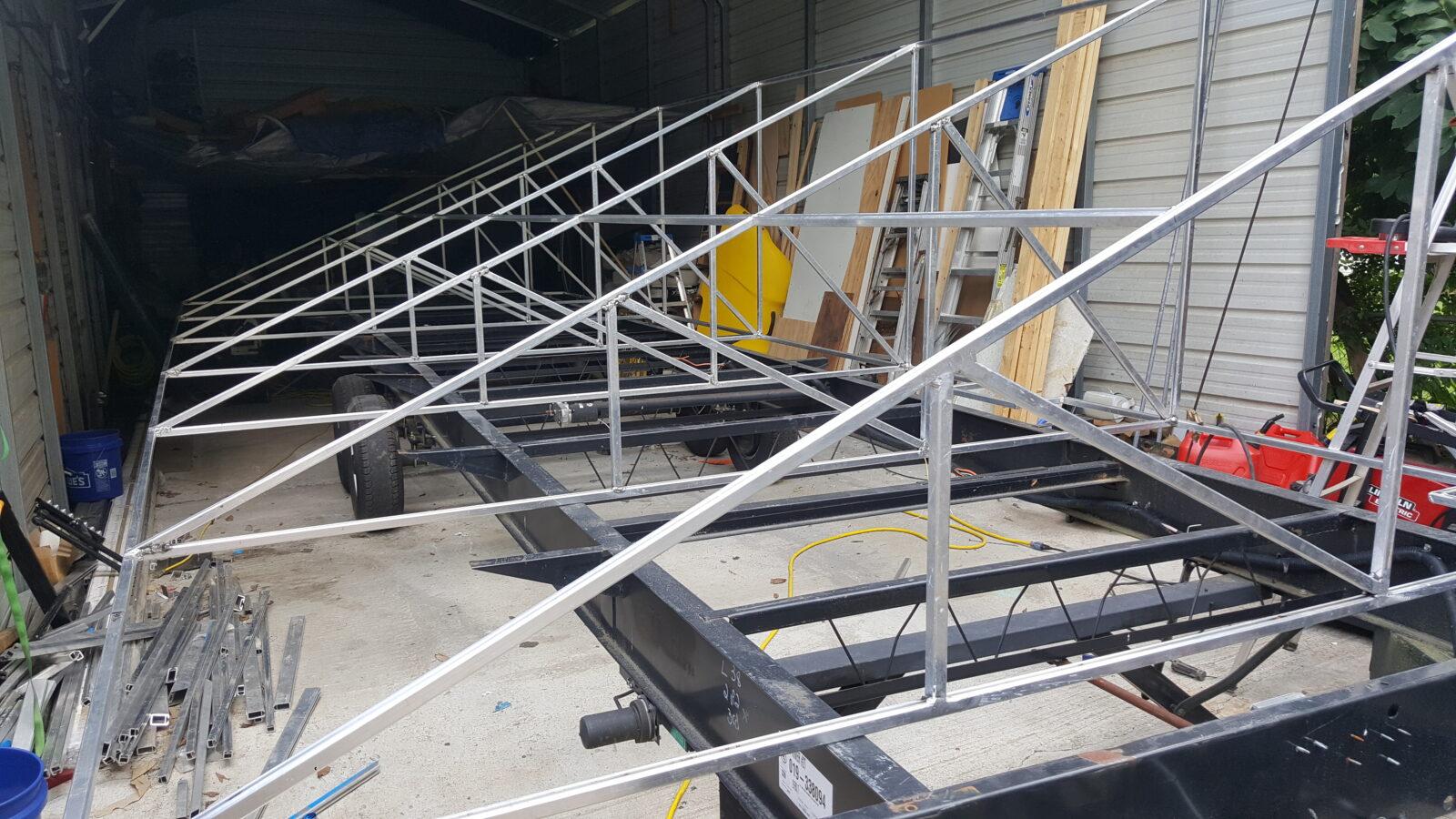 Large Scale Fabrication