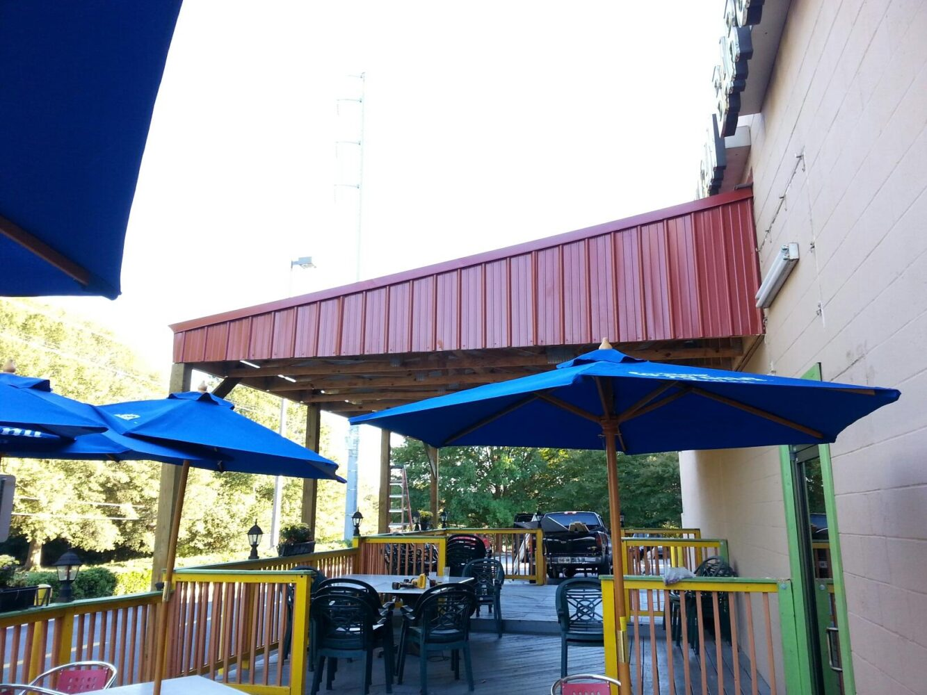 Custom Metal Patio Covers Affordable Awnings