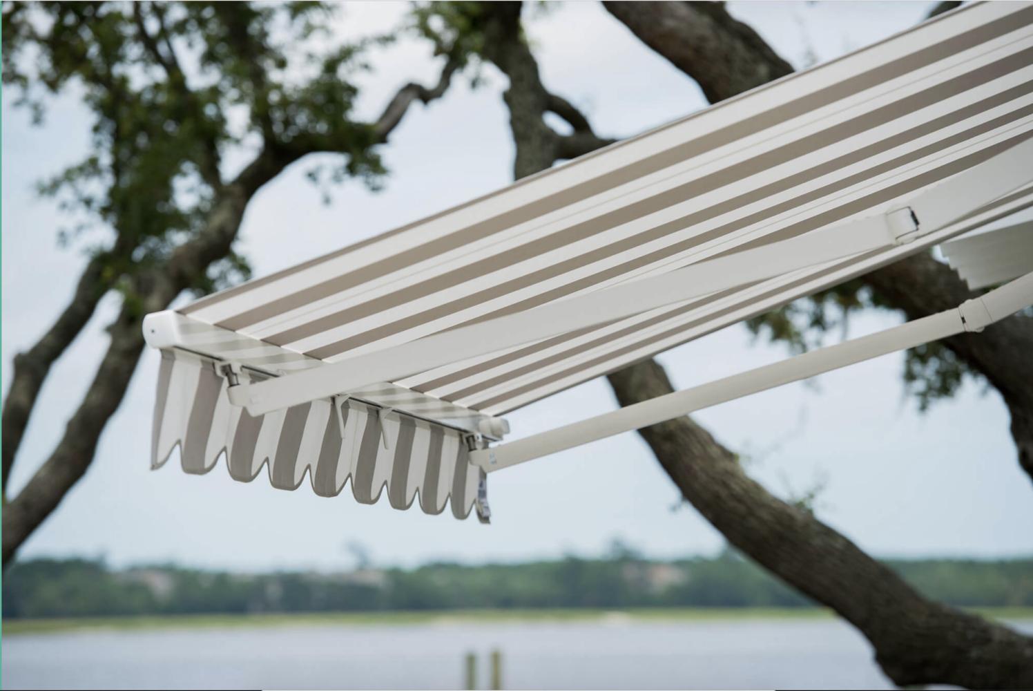 Sunbrella Retractable Awnings