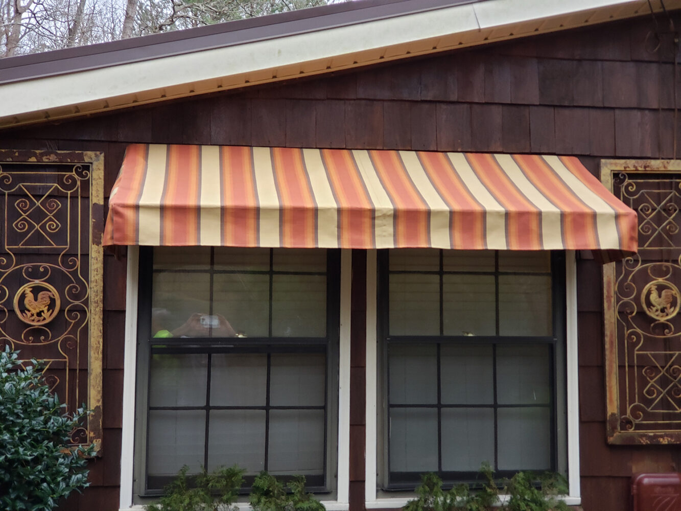Sunbrella Canvas Awning | Residential