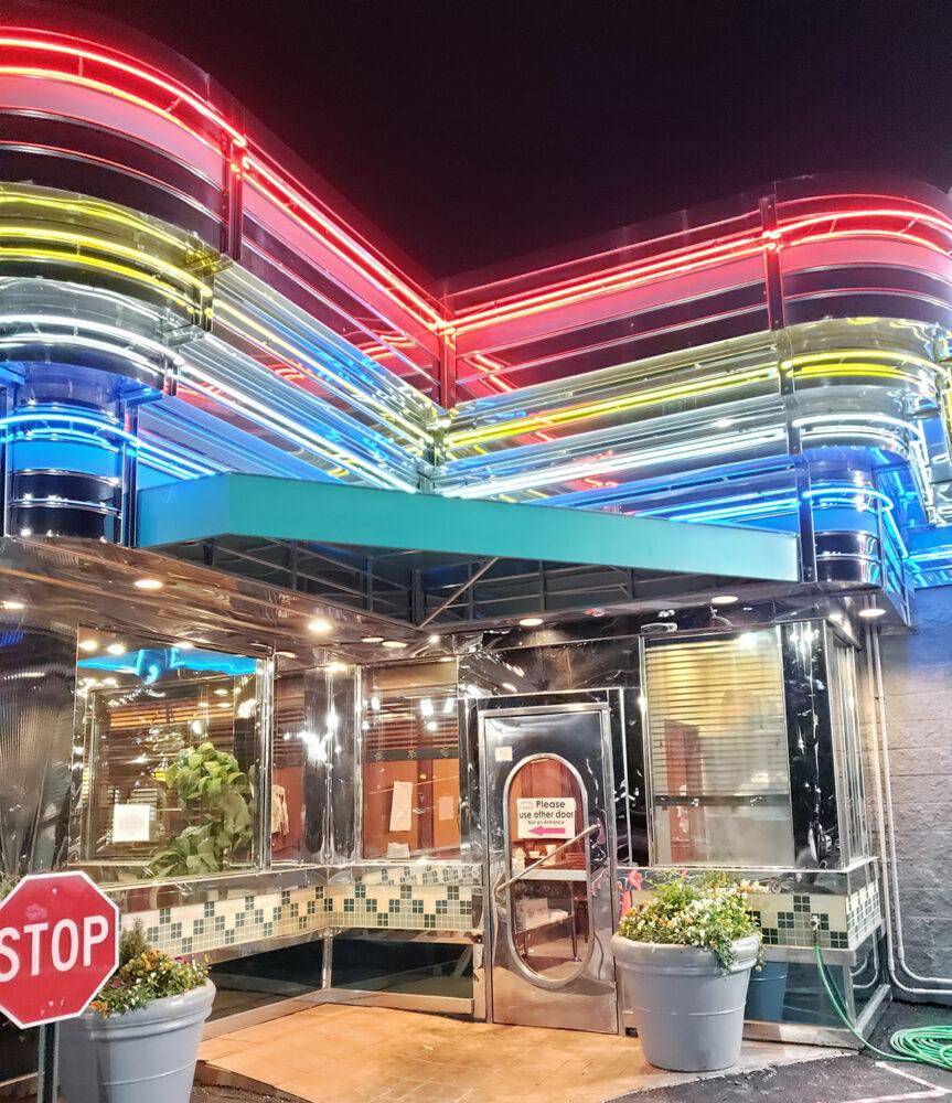 Weathertyte Awning   Marietta Diner